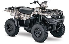 2018 Suzuki KingQuad 750 for sale 200556045